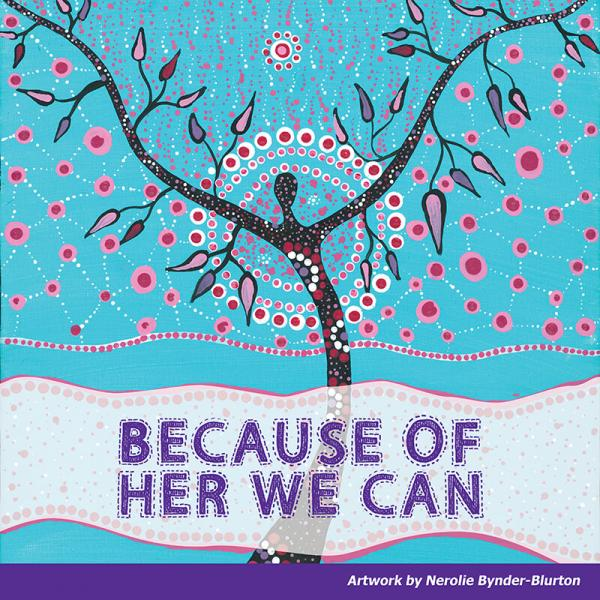 Exhibition: Because of Her We Can